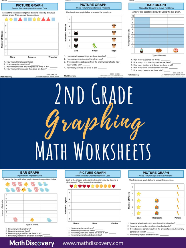 2nd Grade Graphing Worksheets